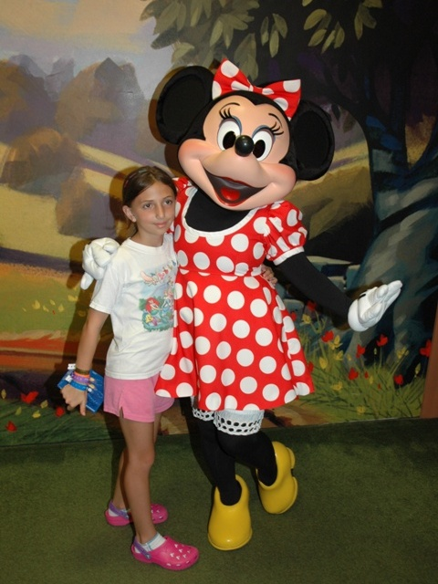 Minnie Mouse Toontown Hall of Fame Magic Kingdom Vacation ...
