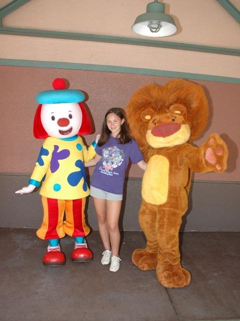 Jojo the Clown Mickey Avenue Hollywood Studios Vacation ...