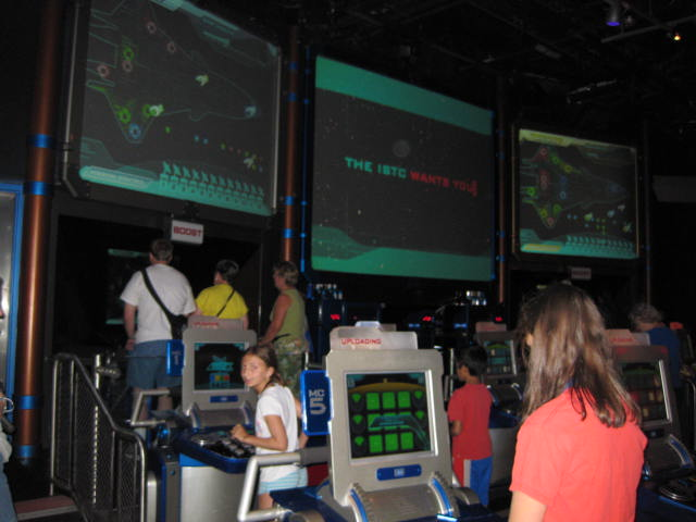 Advanced Training Lab Future World Epcot Vacation Pictures ...