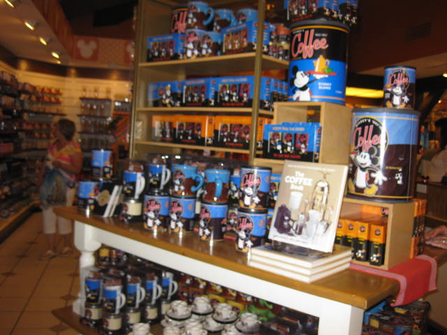 Mickeys Pantry Marketplace Downtown Disney Vacation