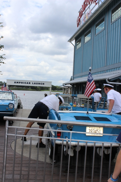 vintage amphicar italian water taxi tours the boathoue the