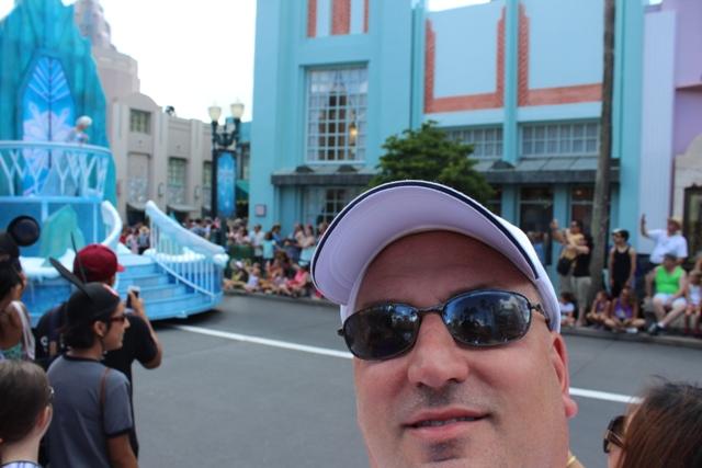 Frozen Royal Welcome Parade Frozen Summer Fun Hollywood Studios