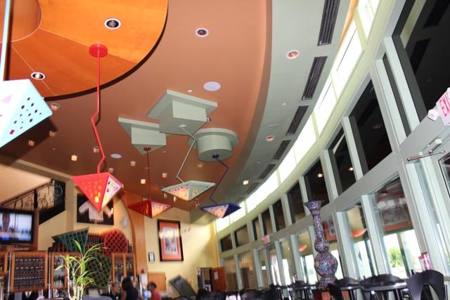 Wolfgang Puck Grand Cafe In Walt Disney World