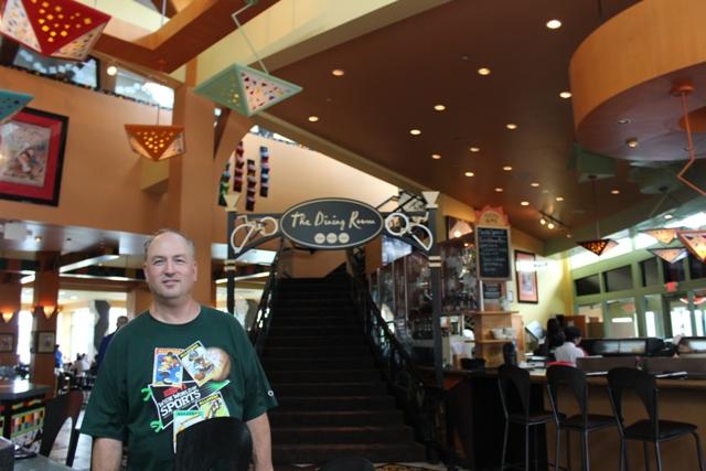 Wolfgang Puck Grand Cafe Disney