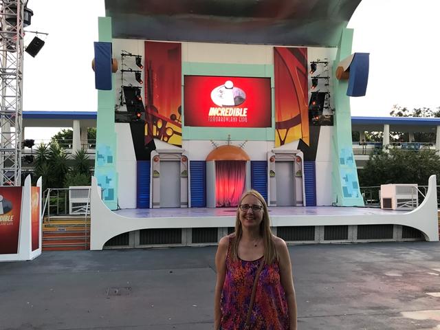Rockettower Plaza Stage Tomorrowland Magic Kingdom ...