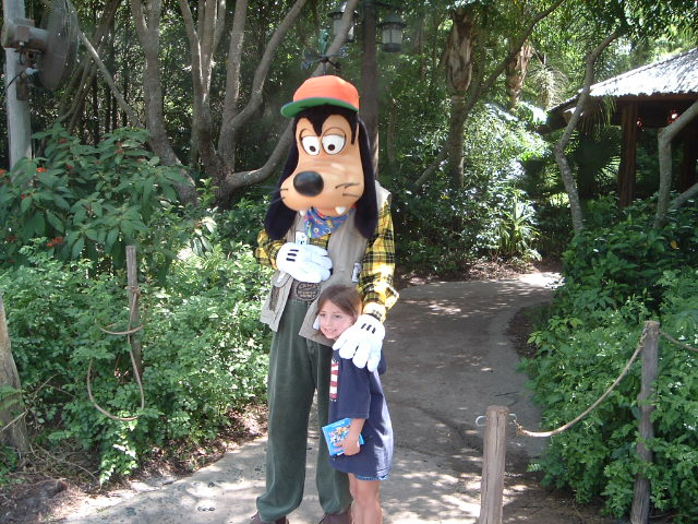 Goofy Camp Minnie and Mickey Animal Kingdom Vacation ...